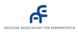 Deutsche Gesellschaft für Endoprothetik (AE)